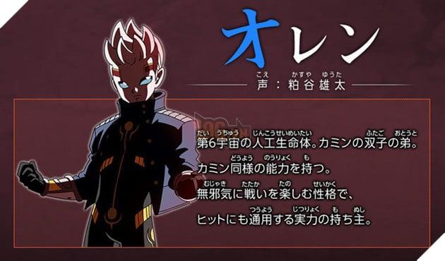 Tổng hợp phản diện Dragon Ball Super Heroes 6