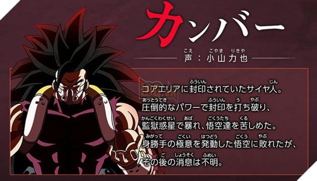 Tổng hợp phản diện Dragon Ball Super Heroes 7