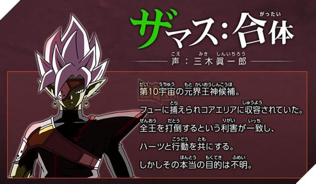 Tổng hợp phản diện Dragon Ball Super Heroes 8