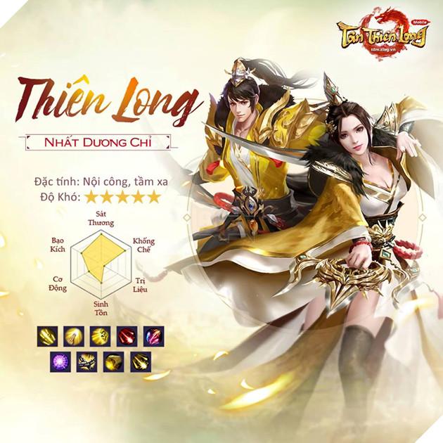 Tân Thiên Long Mobile: Sơ lược tất cả 11 môn phái sẽ sớm ra mắt tại server Việt Nam 5