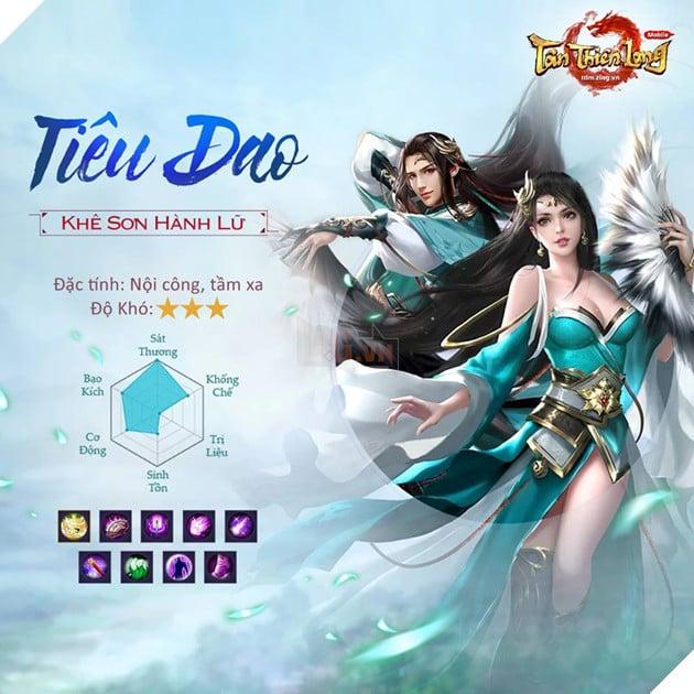 Tân Thiên Long Mobile: Sơ lược tất cả 11 môn phái sẽ sớm ra mắt tại server Việt Nam 7