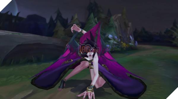 LMHT - Không được làm lại kỹ năng Morgana nhận được hiệu ứng mới cực hot từ chiêu cuối 2