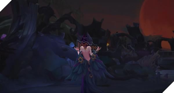 LMHT - Không được làm lại kỹ năng Morgana nhận được hiệu ứng mới cực hot từ chiêu cuối