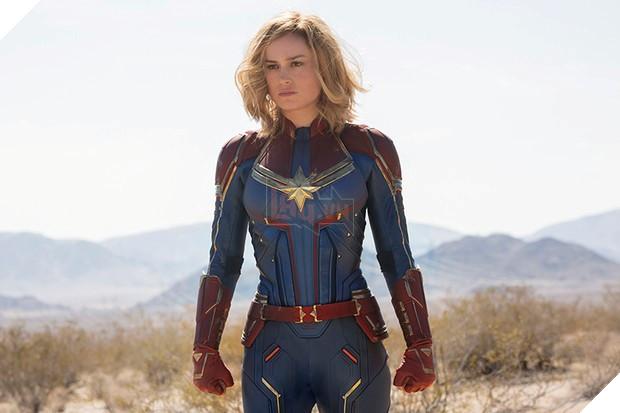 Chưa công chiếu, Captain Marvel đã lĩnh bom Review trên Rotten 3
