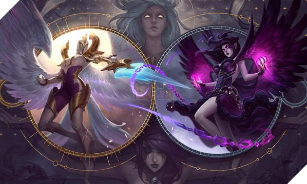 LMHT - Không được làm lại kỹ năng Morgana nhận được hiệu ứng mới cực hot từ chiêu cuối 7
