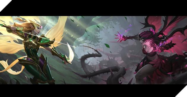 LMHT - Không được làm lại kỹ năng Morgana nhận được hiệu ứng mới cực hot từ chiêu cuối 13