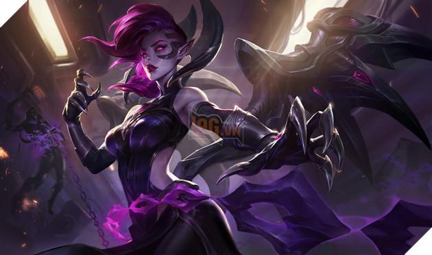 LMHT - Không được làm lại kỹ năng Morgana nhận được hiệu ứng mới cực hot từ chiêu cuối 11