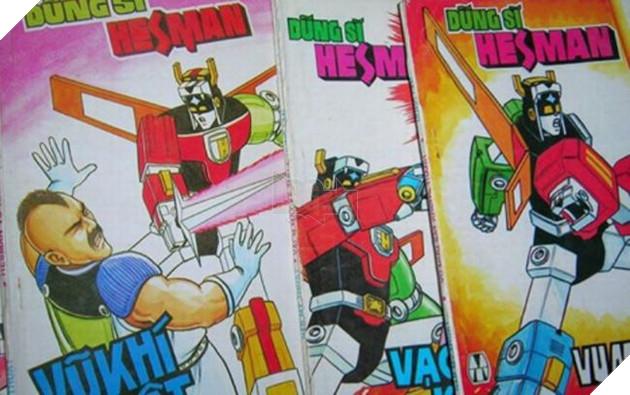 Sự kiện Ngày hội truyện tranh Vietnam Comics Day 2019 5