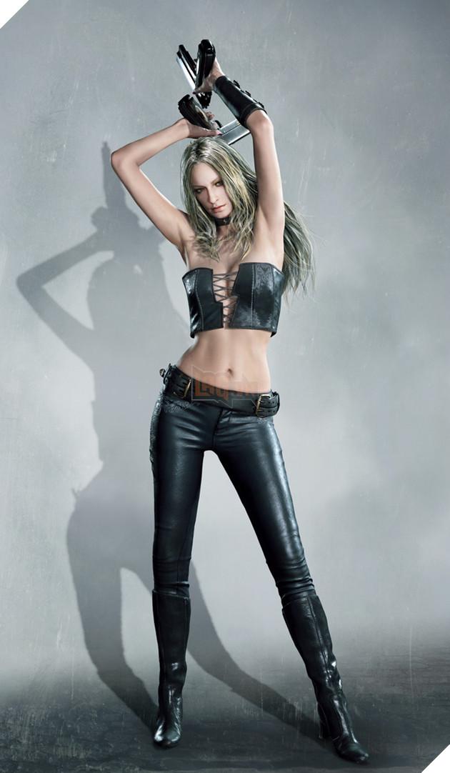 Tổng hợp ảnh nền siêu chất về các nhân vật Devil May Cry 5 - Ảnh 6.