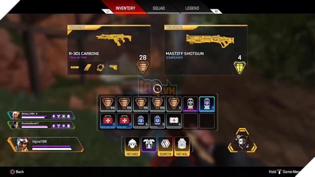 Apex Legends: Những mẹo cơ bản dành cho lính mới 16