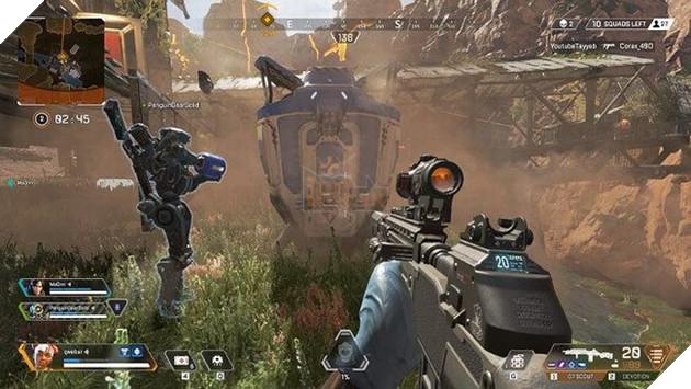Apex Legends: Những mẹo cơ bản dành cho lính mới