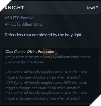 Dota Auto Chess: Hướng dẫn Line up Knight và nhiều hướng build khác nhau ở rank cao 2