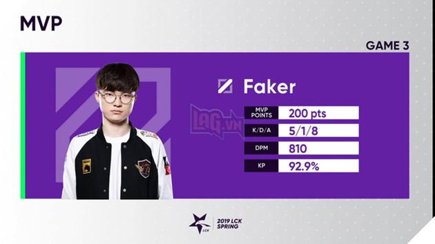 LMHT: Faker vẫn tự tin mình là người chơi Đường giữa giỏi nhất hoặc nhì LCK 3
