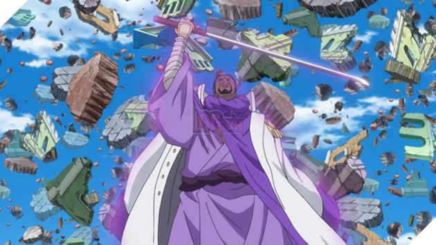 One Piece: Sức mạnh thật sự và trái Ác Quỷ bí ẩn của Đô Đốc Hải Quân Fujitora 2