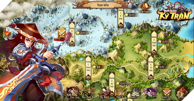 Funtap thông báo sắp ra mắt Tuyệt đỉnh chiến thuật 3Q mới mang tên Tam Quốc Kỳ Trận 5