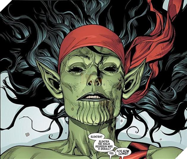 Captain Marvel: Lộ điểm yếu chết người của tộc Skrull 2