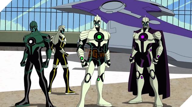 Captain Marvel: Lộ điểm yếu chết người của tộc Skrull 3