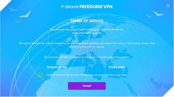 Cài đặt phần mềm VPN để fix lỗi game Apex Legends