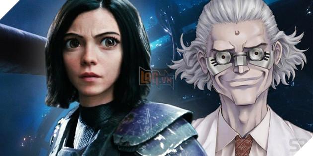 Alita Battle Angel: Kẻ phản diện Nova là ai và có mục đích gì? 9