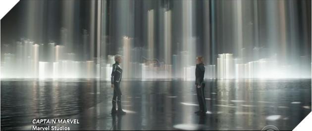Captain Marvel: Hé lộ thực thể Supreme Intelligence  2