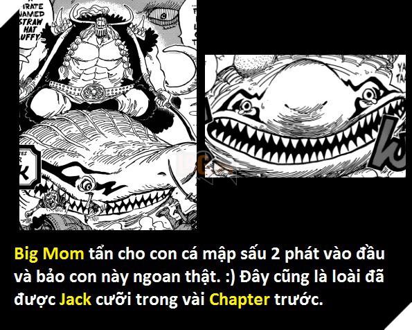 One Piece 924: Chopper thao túng Big Mom tới Udon cứu Luffy - Hé lộ nhân vật Yakuza bí ẩn đứng đầu Wano ngày trước - Ảnh 7.