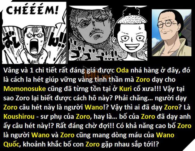 One Piece 924: Chopper thao túng Big Mom tới Udon cứu Luffy - Hé lộ nhân vật Yakuza bí ẩn đứng đầu Wano ngày trước - Ảnh 12.