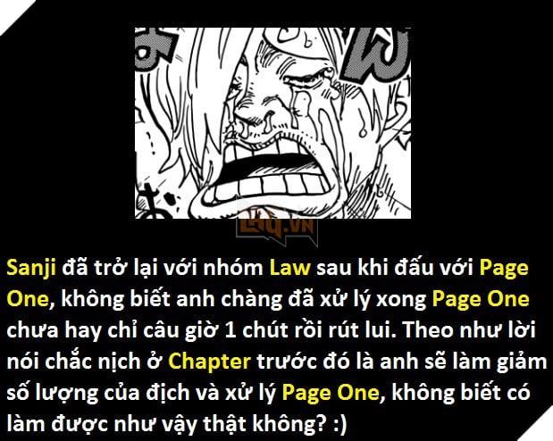 One Piece 924: Chopper thao túng Big Mom tới Udon cứu Luffy - Hé lộ nhân vật Yakuza bí ẩn đứng đầu Wano ngày trước - Ảnh 16.