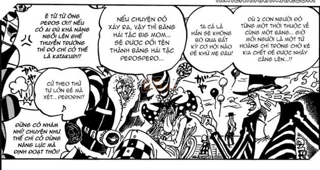 One Piece 924: Chopper thao túng Big Mom tới Udon cứu Luffy - Hé lộ nhân vật Yakuza bí ẩn đứng đầu Wano ngày trước - Ảnh 3.