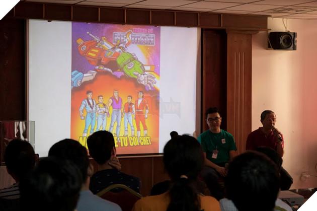 Vietnam Comics Day 2019 - Dũng sĩ Hesman trở lại, Sử Hộ Vương gây sốt 4