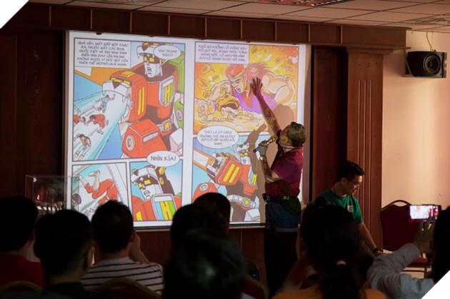Vietnam Comics Day 2019 - Dũng sĩ Hesman trở lại, Sử Hộ Vương gây sốt 10