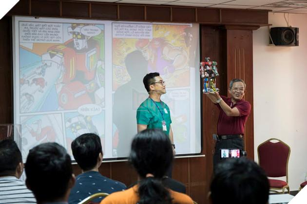 Vietnam Comics Day 2019 - Dũng sĩ Hesman trở lại, Sử Hộ Vương gây sốt 5