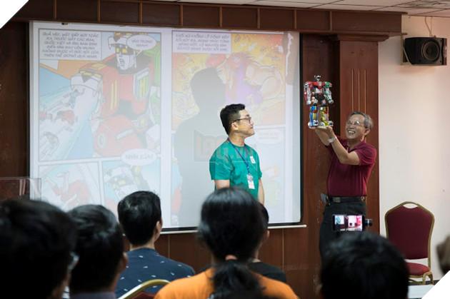 Vietnam Comics Day 2019 - Dũng sĩ Hesman trở lại, Sử Hộ Vương gây sốt 11
