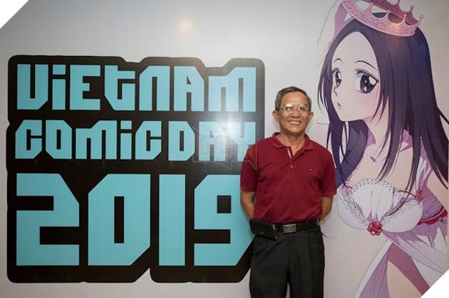 Vietnam Comics Day 2019 - Dũng sĩ Hesman trở lại, Sử Hộ Vương gây sốt 3