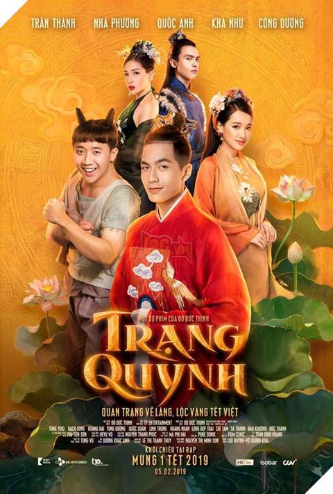 """Poster """"Trạng Quỳnh"""""""