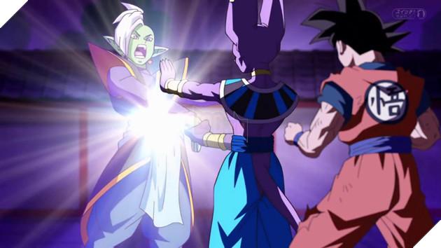 Hakai - Quyền năng tối thượng chỉ sở hữu bởi các Thần Hủy Diệt trong Dragon Ball Super 2