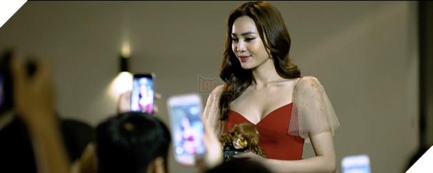 Hình ảnh Kumanthong xuất hiện ngay đầu trailer cùng Ninh Dương Lan Ngọc, khiến khán giả không khỏi bất ngờ