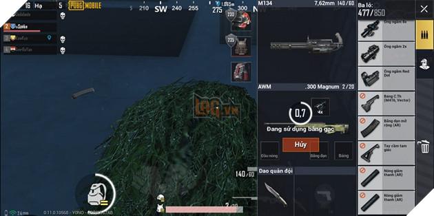 Top những món vũ khí mạnh nhất để tiêu diệt zombie trong PUBG Mobile 3