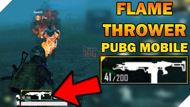 Top những món vũ khí mạnh nhất để tiêu diệt zombie trong PUBG Mobile 4