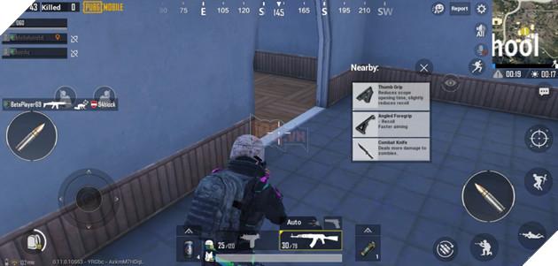 Top những món vũ khí mạnh nhất để tiêu diệt zombie trong PUBG Mobile 5