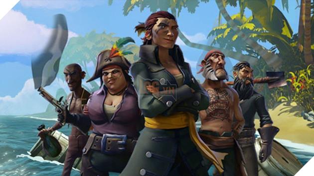 Apex Legends ra mắt khiến cho Sea of Thieves lâm vào cảnh khốn đốn
