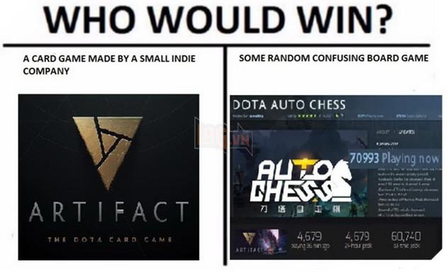 Vì sao Dota Auto Chess sẽ phù hợp cho Valve phát triển hơn so với Artifact hiện tại 2