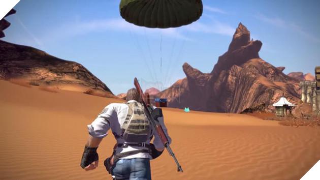 PUBG Mobile tiếp tục hợp tác với Tera Online sau Resident Evil 2 2