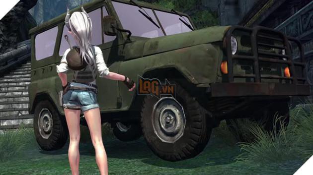 PUBG Mobile tiếp tục hợp tác với Tera Online sau Resident Evil 2 3