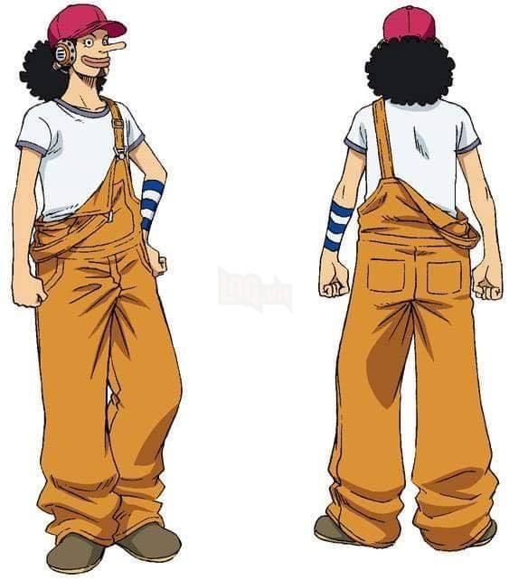 Hé lộ tạo hình băng Mũ Rơm trong One Piece: Stampede, ai cũng trông như đang đi nghỉ mát cả 6