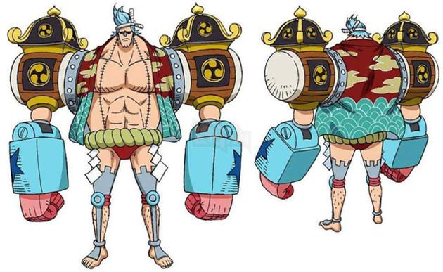 Hé lộ tạo hình băng Mũ Rơm trong One Piece: Stampede, ai cũng trông như đang đi nghỉ mát cả 8