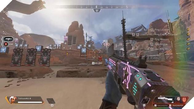 Mẹo Apex Legends: Cách gài đạn nhanh hơn bình thường 2
