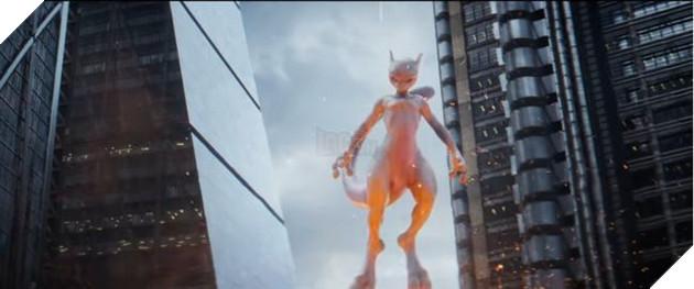 Detective Pikachu Movie tung trailer mới ra mắt Mewtwo