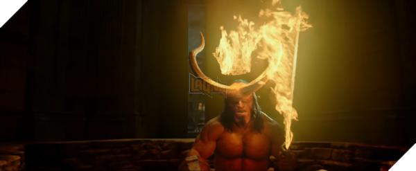 Hellboy 2019 tung trailer mới cực kì mãn nhãn và không kém phần máu me 5