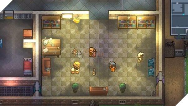 the escapists 2 screenshot 1 600x338 - Đánh giá The Escapists 2 - những kẻ đào tẩu