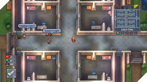 the escapists 2 screenshot 3 600x338 - Đánh giá The Escapists 2 - những kẻ đào tẩu